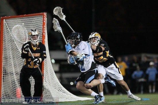 Johns Hopkins vs Towson men's lacrosse 19