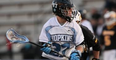 Johns Hopkins vs Towson men's lacrosse 30