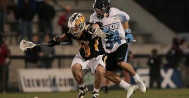 Johns Hopkins vs Towson men's lacrosse 3