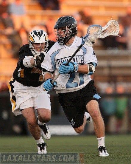 Johns Hopkins vs Towson men's lacrosse 39