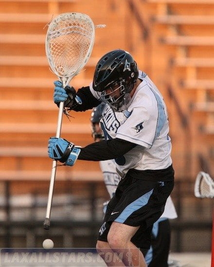 Johns Hopkins vs Towson men's lacrosse 42