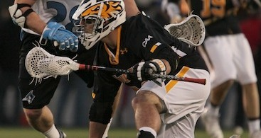 Johns Hopkins vs Towson men's lacrosse 47
