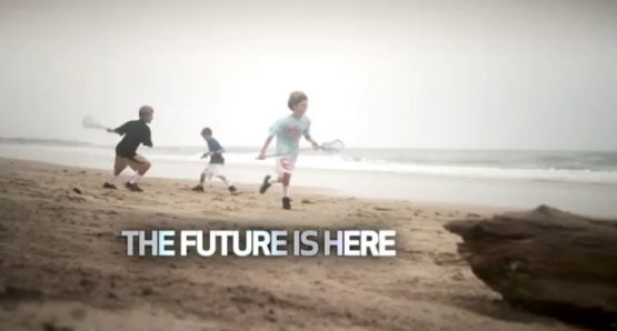 Maverik Lacrosse Future Is Here Commercial