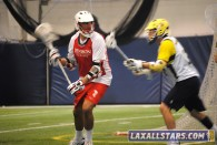 Michigan vs Denison Lacrosse Photo 1
