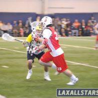 Michigan vs Denison Lacrosse Photo 2