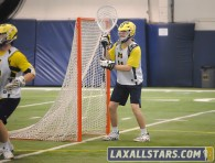 Michigan vs Denison Lacrosse Photo 3