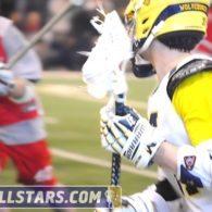 Michigan vs Denison Lacrosse Photo 5