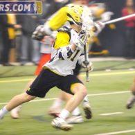 Michigan vs Denison Lacrosse Photo 6