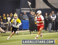 Michigan vs Denison Lacrosse Photo 7