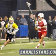 Michigan vs Denison Lacrosse Photo 7