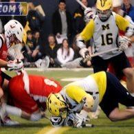 Michigan vs Denison Lacrosse Photo 9