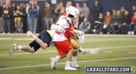 Michigan vs Denison Lacrosse Photo 10