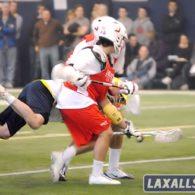 Michigan vs Denison Lacrosse Photo 10