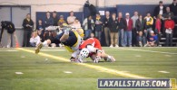 Michigan vs Denison Lacrosse Photo 14