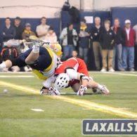 Michigan vs Denison Lacrosse Photo 14