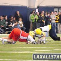 Michigan vs Denison Lacrosse Photo 15