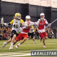 Michigan vs Denison Lacrosse Photo 18