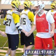 Michigan vs Denison Lacrosse Photo 19