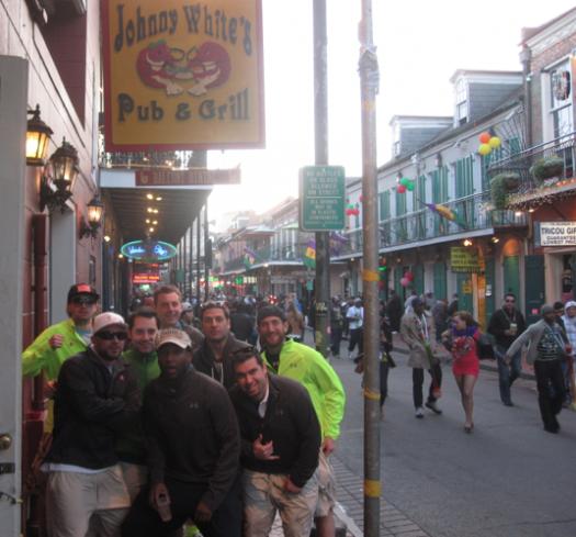 Salt Shakerz Lacrosse New Orleans