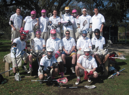 Salt Shakerz Lacrosse Club New Orleans