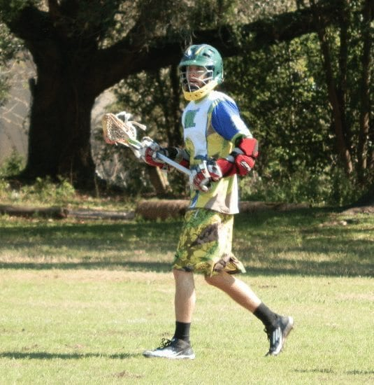 Rob Miller NOLC Lacrosse
