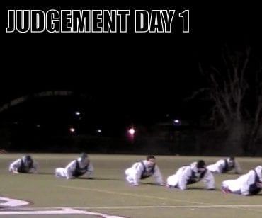 Wesleyan Lacrosse Judgement Day