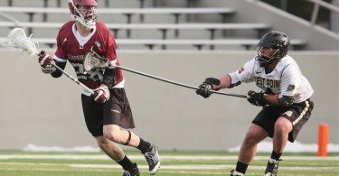 UMass vs Army Lacrosse 22