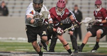 UMass vs Army Lacrosse 29