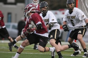 UMass vs Army Lacrosse 30