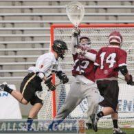 UMass vs Army Lacrosse 34