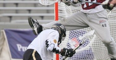 UMass vs Army Lacrosse 35