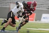 UMass vs Army Lacrosse 39