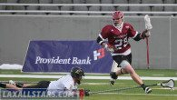 UMass vs Army Lacrosse 6