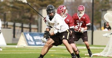 UMass vs Army Lacrosse 9