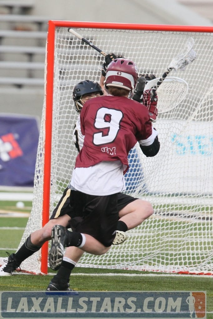 UMass vs Army Lacrosse 54
