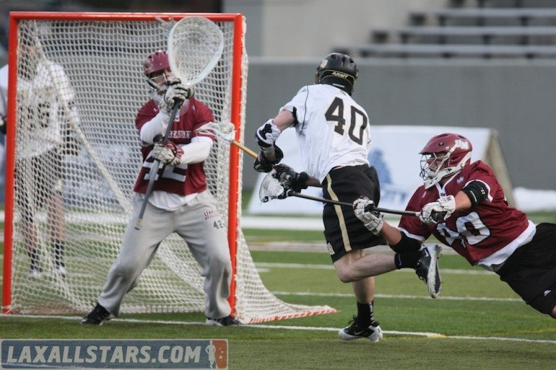 UMass vs Army Lacrosse 59