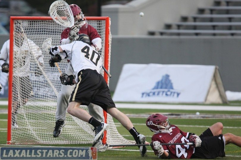 UMass vs Army Lacrosse 60