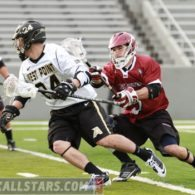 UMass vs Army Lacrosse 13