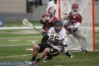 UMass vs Army Lacrosse 17