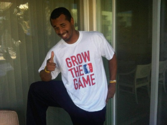 Kyle Harrison Grow The Game