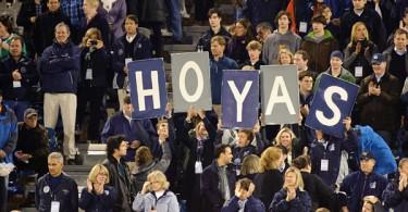 Maryland Terps v Georgetown Hoyas