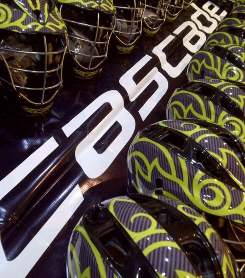 Cascade Thailand Volt Helmet Lacrosse