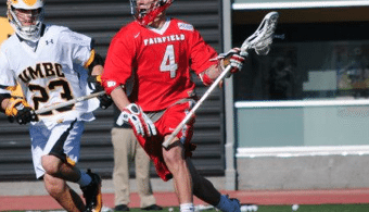 Fairfield UMBC lacrosse