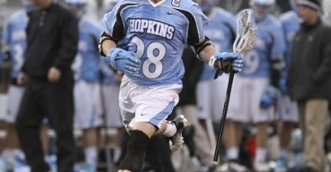 Princeton vs. Johns Hopkins men's lacrosse 28