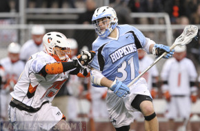 Princeton vs. Johns Hopkins men's lacrosse 15
