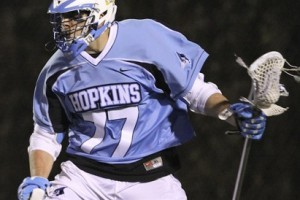 Princeton vs. Johns Hopkins men's lacrosse 40