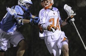Hopkins vs Princeton  96