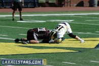 Michigan vs. Bellarmine Lacrosse Game 11