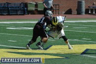 Michigan vs. Bellarmine Lacrosse Game 12