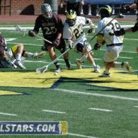 Michigan vs. Bellarmine Lacrosse Game 13